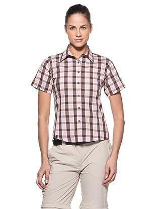 Salewa Camisa Hanne Dry (Rosa)