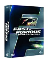 Fast and Furious (7 Movie Collection)
