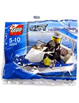 LEGO City Set Exclusive #30002 Police Boat Bagged