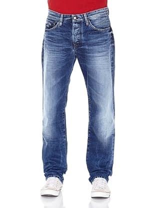 Pepe Jeans London Vaquero Anniversary Mens (Azul)