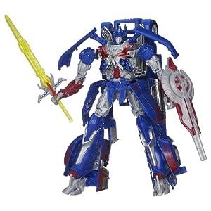 Transformers Age of Extinction Generations Leader Class Optimus Prime Figure