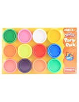 Funskool Play-Doh Party Pack 12 Colours - Pack of 1, F