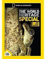 Access 360 World Heritage - The Historic Monuments Of Kyoto, Amazon & Kilimanjaro
