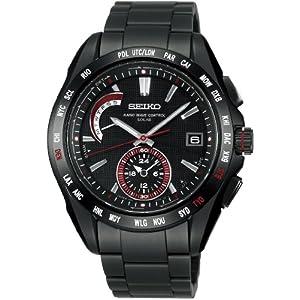 セイコー]SEIKO 腕時計 BRIGHTZ ブライツ 日中米3ヵ国ソーラー電波 【流通限定】 SAGA091 メンズ