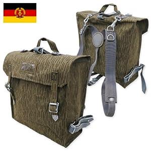 東ドイツ軍 レインカモ コンバットバッグ デッドストック