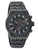 Titan Black Stainless Steel Analog Men Watch 90030NM01