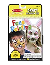 Melissa & Doug on-the-Go Craft Set - Face Painting, Multi Color