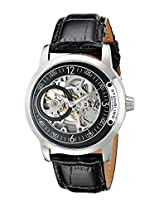 Stuhrling Original Analog Black Dial Men's Watch - 837.02