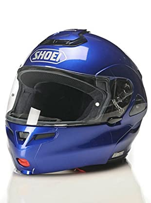 Shoei Casco Multitec Monocolor Candy (Azul)