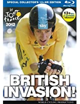 2012 Tour de France Blu-ray Disk 13+ Hour