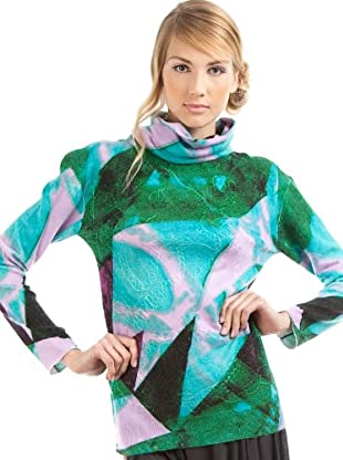 Custo Pullover Vert Kaz (Mehrfarbig)