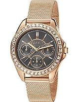 Esprit Analog Grey Dial Women's Watch - ES107872005