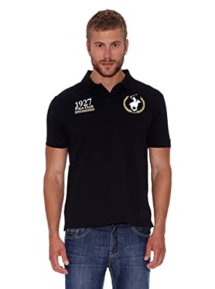 Polo Club Polo Classic Logo Big & Number (Negro)