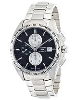 Tissot Chronograph Black Dial Men's Watch - T0244271105100