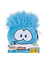 Club Penguin Jumbo Puffle Plush Blue