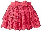 Bells & Whistles Girls' Skirt (SS15-CAKE-10_Pink_4 years)