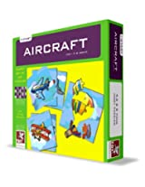 ToyKraft Super Set of Six Aircraft