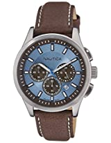Nautica Chronograph Brown Dial Men's Watch  - NTA16694G