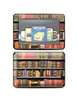 Protective Skin Decal Cover for Amazon Kindle Fire HD 8.9 inch Tablet Sticker Skins Books