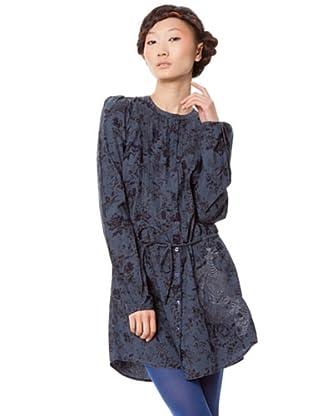 Custo Barcelona Kleid Tetsu (Marineblau)