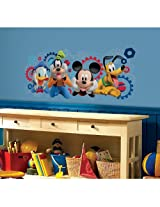 RoomMates Mickey Mouse Clubhouse Capers Giant (Multi Color)