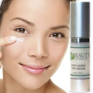 Anti-Aging Eye Cream - Best Age Defying Anti - Wrinkle Skin Care For Men And Women