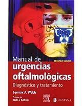 Manual De Urgencias Oftalmologicas
