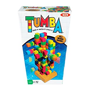 Ideal Tumba Block Stacking Strategy Game