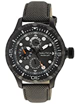 Nautica Analog Grey Dial Men's Watch  - NTA16683G