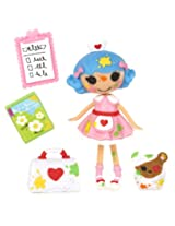 Lalaloopsy Mini Moments in Time Rosy Bumps 'N' Bruises Doll