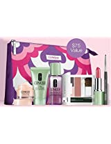 Clinique 2014 Fall Limited Edition 7 Pcs Skin Care & Makeup Gift Set (A $75 Value)