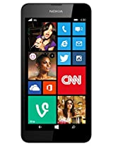 Nokia Lumia 630 (Single SIM, White)