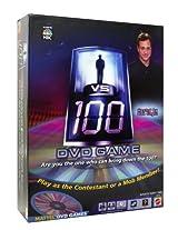 1 Vs. 100 Dvd Board Game, Based On Hit Nbc Show - Mattel 1 Vs. 100 DVD Board Game