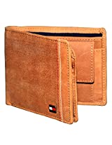 Tommy Hilfiger Tan Leather Men Wallet T057362