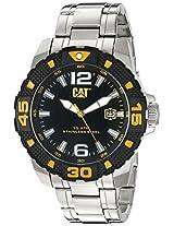 Caterpillar Analogue Multi-Colour Dial Men's Wristwatch PT.141.11.137