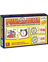 Creative Educational Aids 0648 Fun with Time