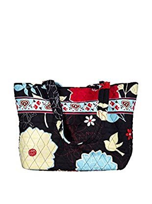 Home Essentials and Beyond Elizabeth Insulated Lunch Bag, Multi