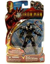 Iron Man The Armored Avenger Power Charge War Machine 41 Action Figure 3.75 Inch Scale