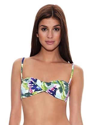 Springfield Sujetador Bikini Twisted Stripes Top (Multicolor)
