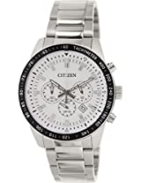 Citizen Analog White Dial Men's Watch - AN8070-53A