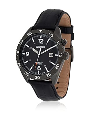 SEIKO Reloj con movimiento cuarzo japonés Man SKA621P1 45 mm