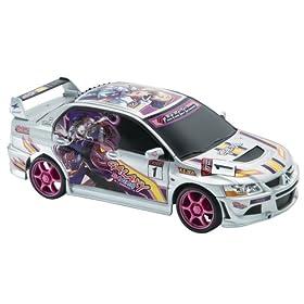 マクロスF シェリル・ノーム レーシングver 三菱ランサーエボリューションVIII