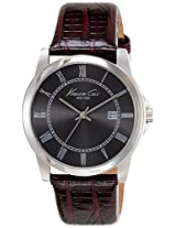 Kenneth Cole Classic Analog Grey Dial Men's Watch KC1923