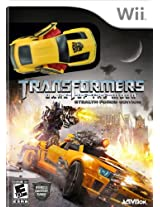 Transformers: Dark of the Moon - Stealth Force Edition - Nintendo Wii