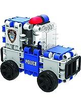Clics,Hero Squad Police Box 3 in 1(Multi)