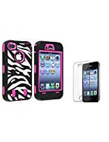Pandamimi Gel Case for Apple iPhone 4 / 4s (multi color)