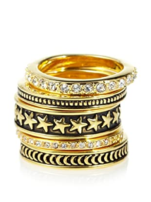 Lyralovestar Kaddie Gold Ring Set