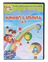 Jingle Toons - Alphabet & Colors Fun VCD
