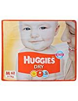 Huggies Dry Medium - 62 (12-18 months)