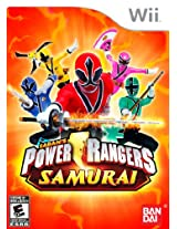 Power Rangers Samurai (Nintendo Wii) (NTSC)